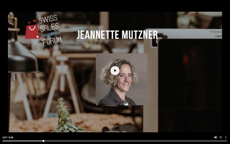 Jmutzner Strategisches Netzwerken Swiss Sales Regional Forum